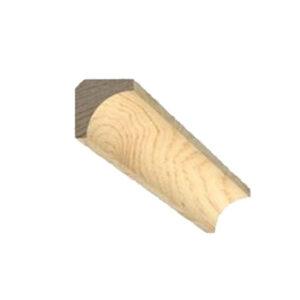 Hålkälslist i furu 12x21 mm